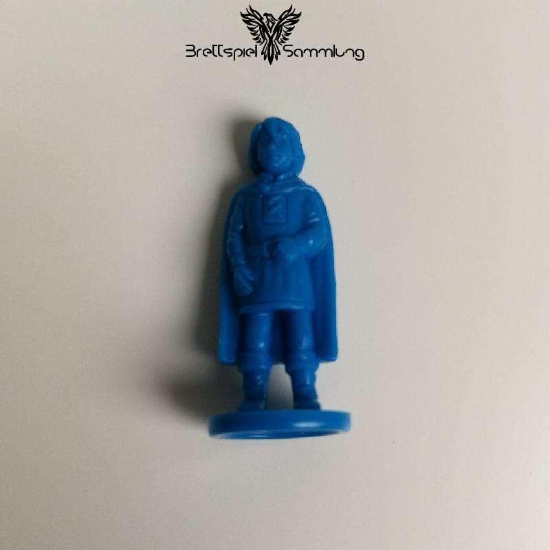 Wo Wars Spielfigur Blau