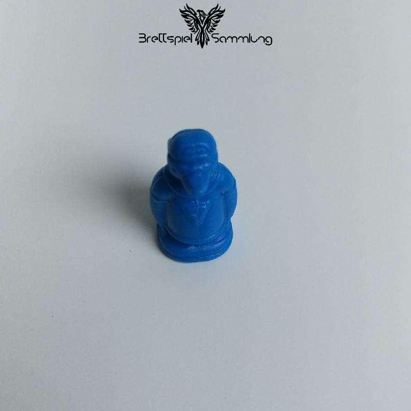 Die Maulwurf Company Mitbringspiel Maulwurf Blau