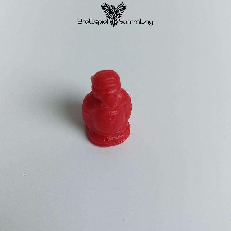 Die Maulwurf Company Mitbringspiel Maulwurf Rot