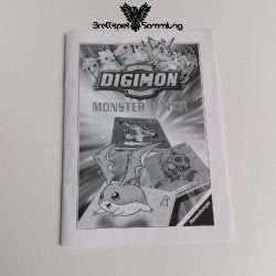Digimon Monster Match Spielanleitung