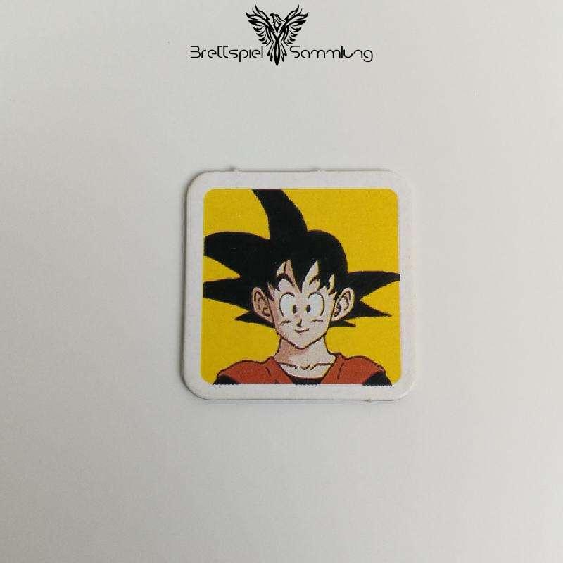 Dragon Ball Z Dragon Twist Bildkarte Goku