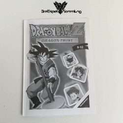 Dragon Ball Z Dragon Twist Spielanleitung