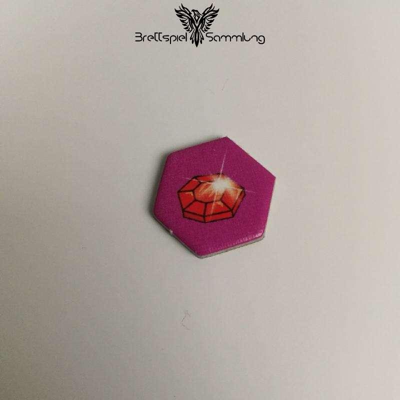 Filly Das Große Regenbogenfest Lichtkristall Rot