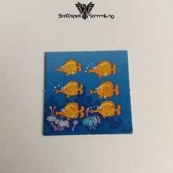 Flinke Flosse Mitbringspiel Fischkärtchen Motiv #3