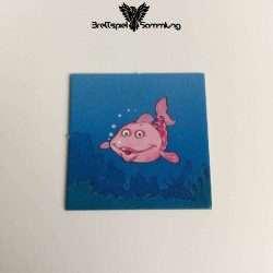 Flinke Flosse Mitbringspiel Fischkärtchen Motiv #1