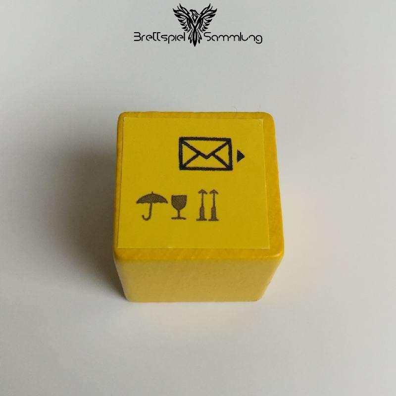 Lieselotte Teilt Aus Holzpaket Gelb #3