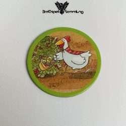 Lieselotte Teilt Aus Hühnerplättchen Motiv #9