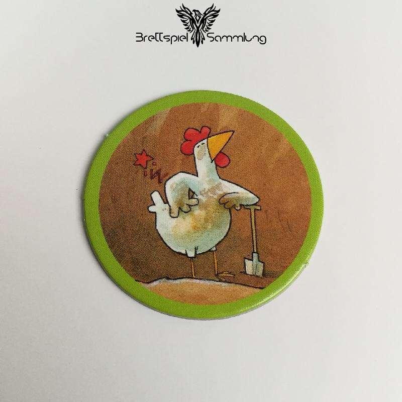 Lieselotte Teilt Aus Hühnerplättchen Motiv #8