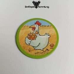 Lieselotte Teilt Aus Hühnerplättchen Motiv #6