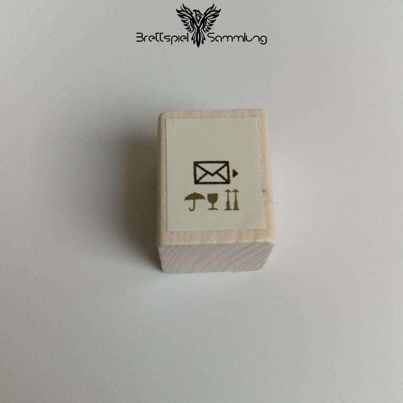Lieselotte Teilt Aus Holzpaket Weiß #2
