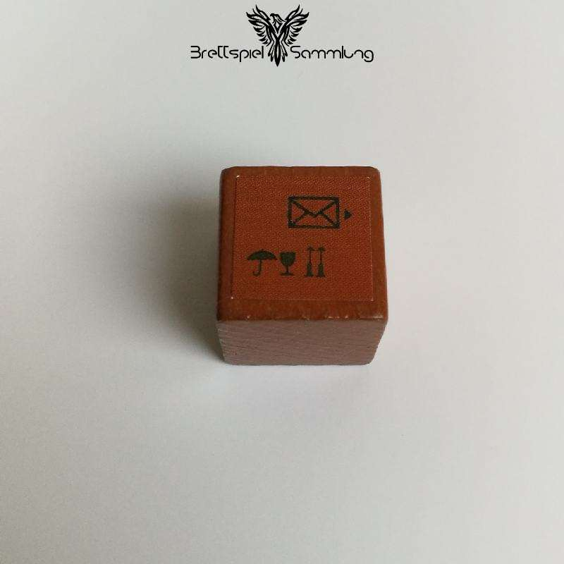 Lieselotte Teilt Aus Holzpaket Braun #3