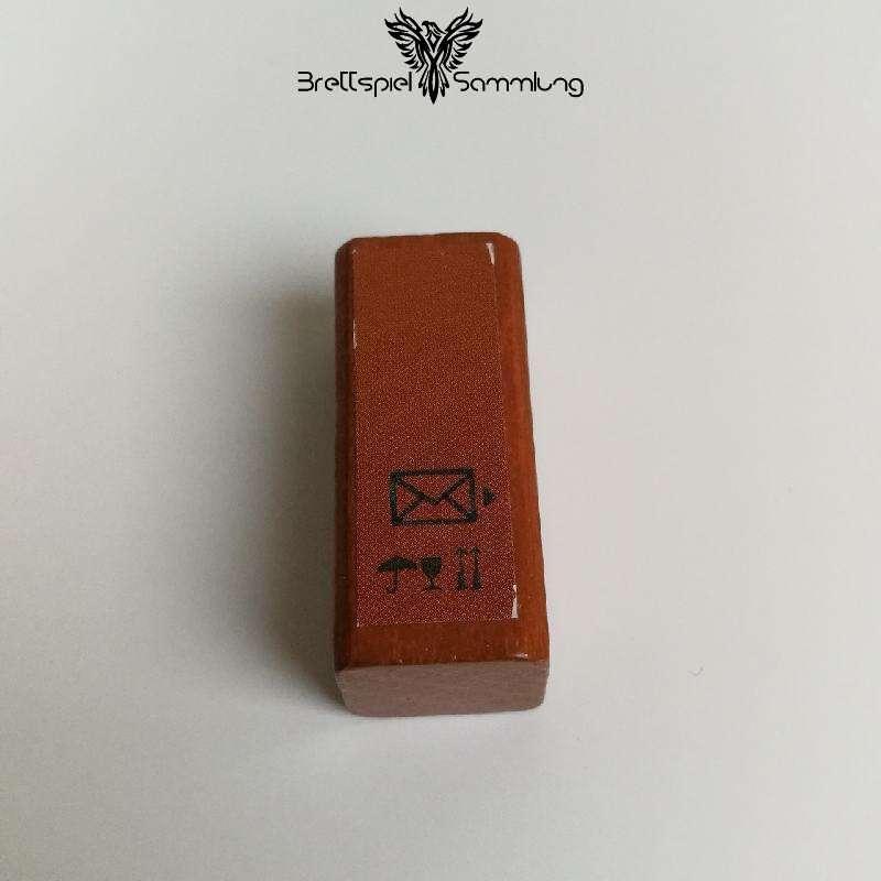 Lieselotte Teilt Aus Holzpaket Braun #2