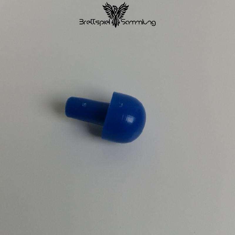Superhirn Farbstecker Blau