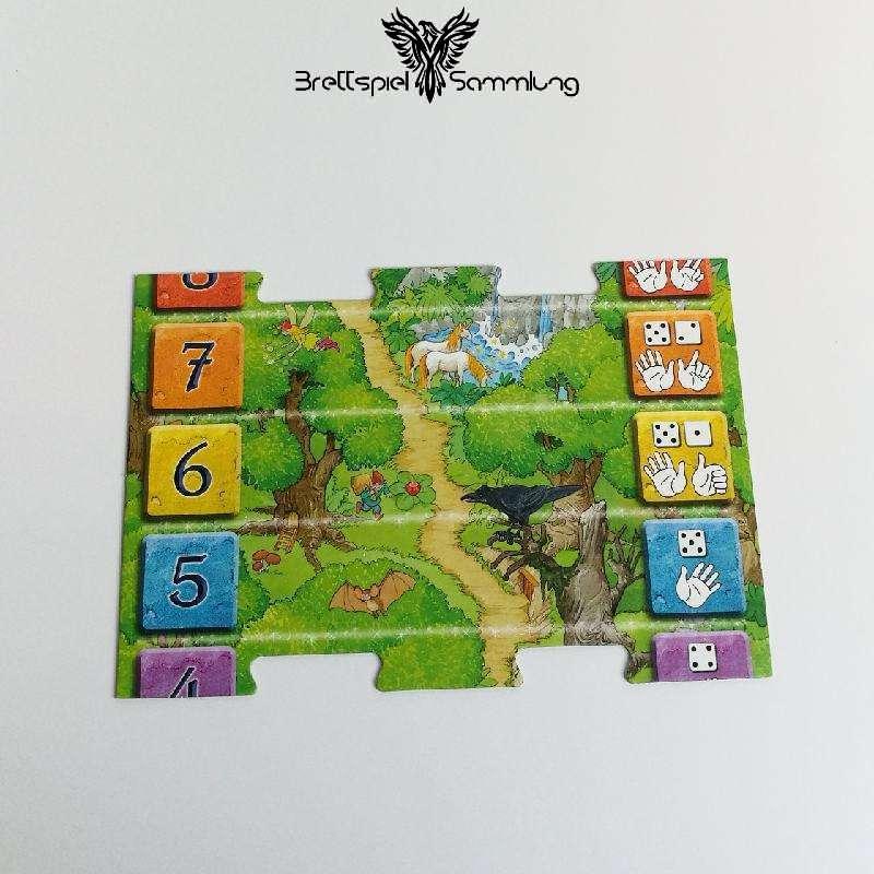 Zahlenzauber Spielplan #2
