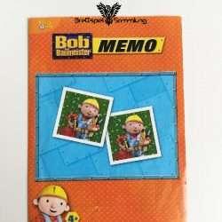 Bob Der Baumeister Memo Spielanleitung