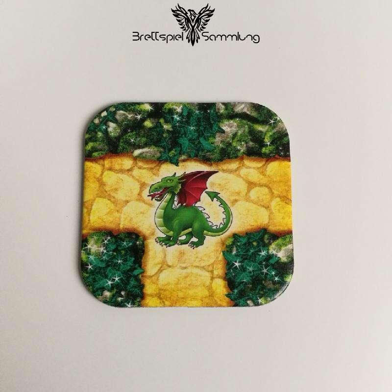 Das Elektronik Labyrinth Gänge Karte Drachen