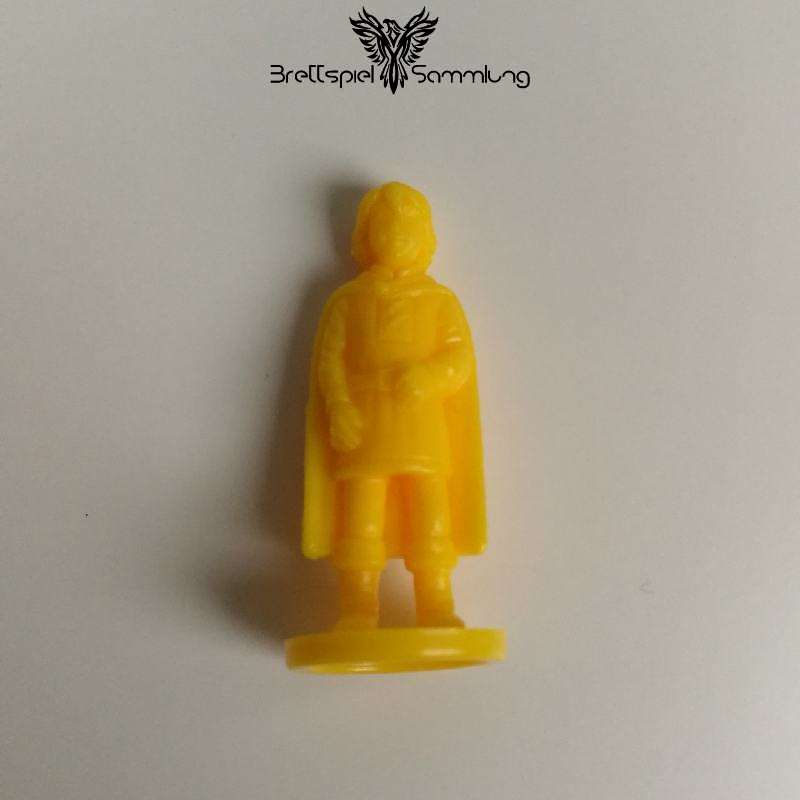 Das Elektronik Labyrinth Spielfigur Gelb