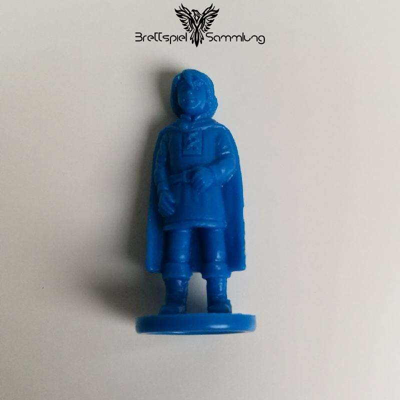 Das Elektronik Labyrinth Spielfigur Blau