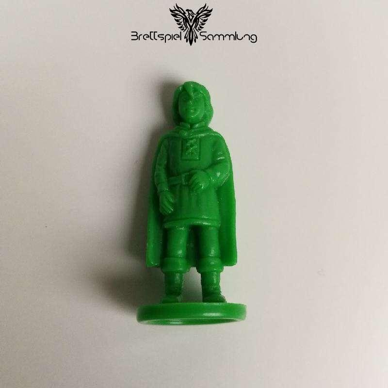 Das Elektronik Labyrinth Spielfigur Grün
