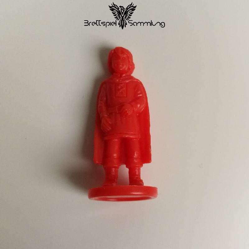 Das Elektronik Labyrinth Spielfigur Rot