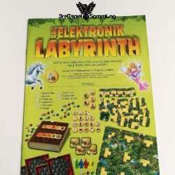 Das Elektronik Labyrinth Spielanleitung