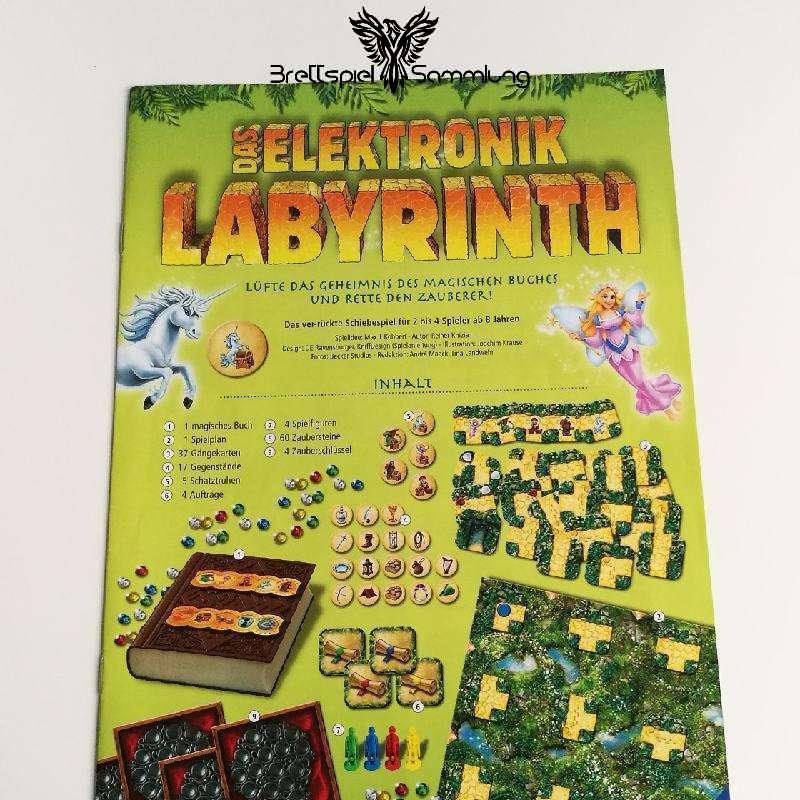 Labyrinth Spielanleitung