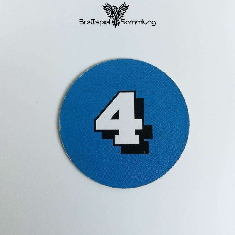 Die Maulwurf Company Zugscheibe Blau 4