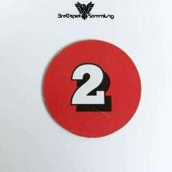 Die Maulwurf Company Zugscheibe Rot 2