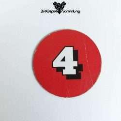 Die Maulwurf Company Zugscheibe Rot 4