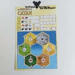 Die Siedler Von Catan Würfelspiel Xxl Spielfolie