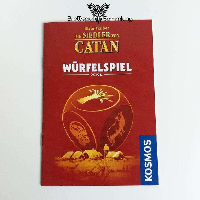 Die Siedler Von Catan Würfelspiel Xxl Spielanleitung