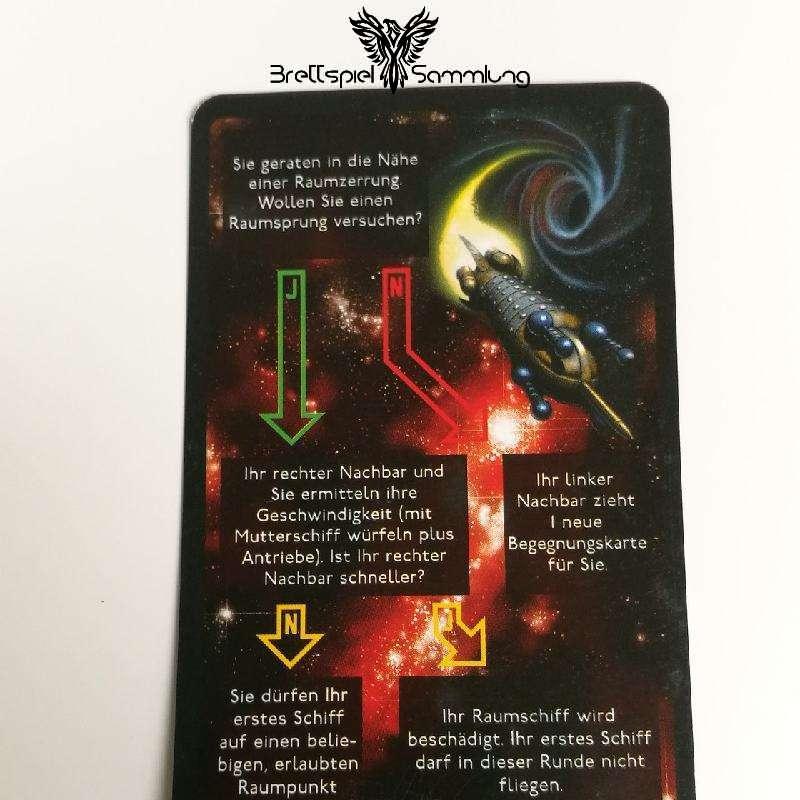 Die Sternenfahrer Von Catan Begegnungskarte #21