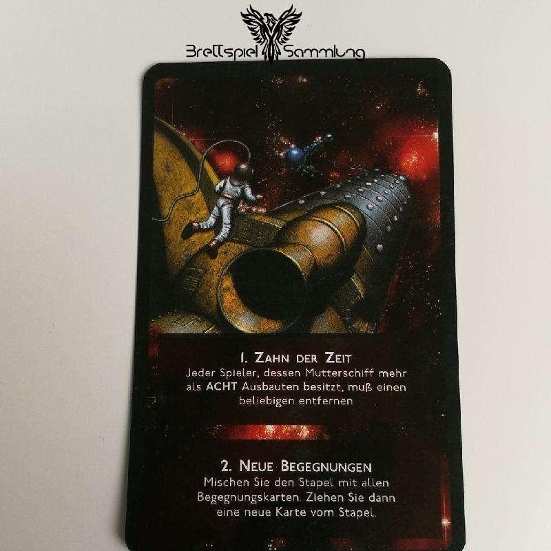 Die Sternenfahrer Von Catan Begegnungskarte #29