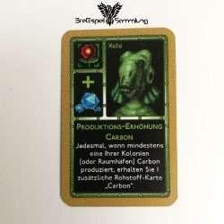 Die Sternenfahrer Von Catan Freundschaftskarte Xulu