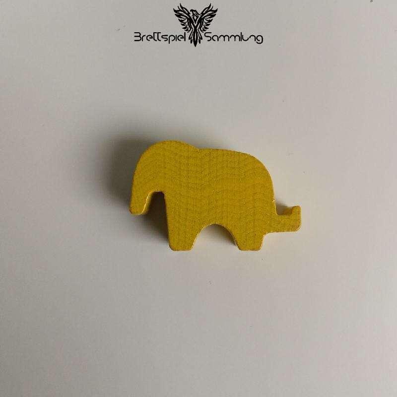 Elefanten Parade Elefant Klein Gelb