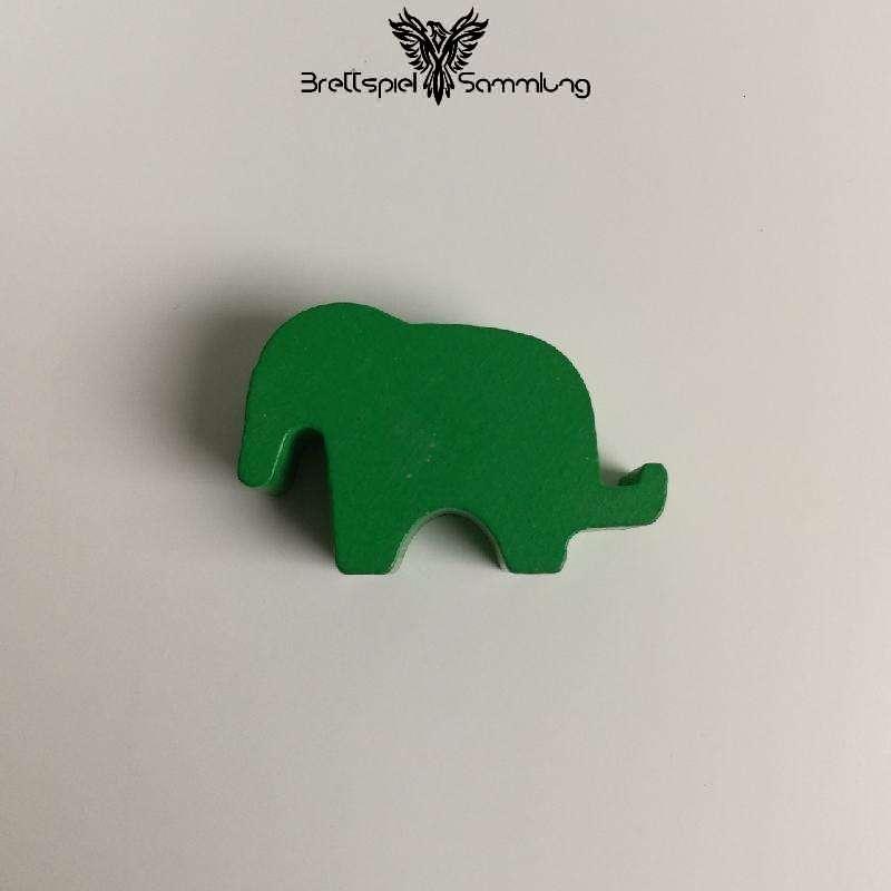 Elefanten Parade Elefant Klein Grün