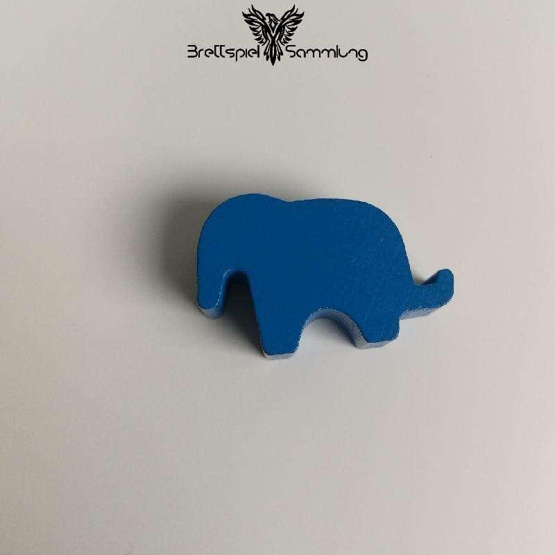 Elefanten Parade Elefant Klein Blau
