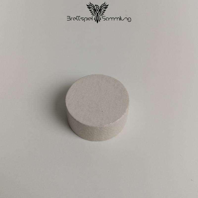 Farbwürfelspiel Spielstein Weiß