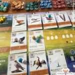 Brettspiel Sammlung Fluegelschlag Feuerland