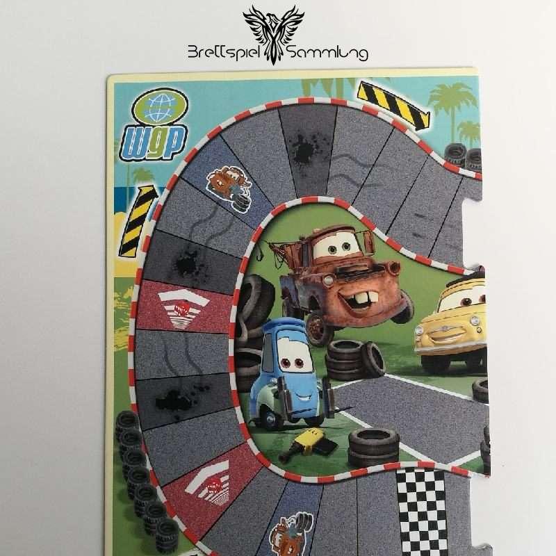 Cars World Grand Prix Spielplan #1