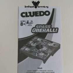 Cluedo Spass Überall Version Spielanleitung