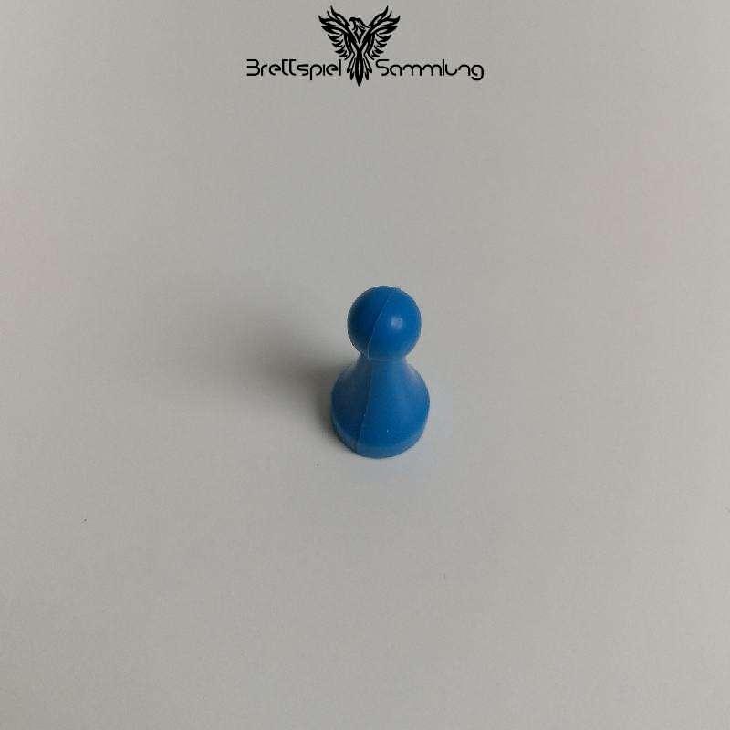 Cluedo Spass Überall Version Spielfigur Blau