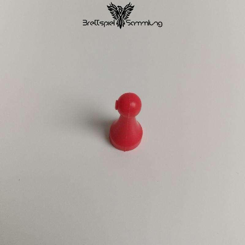 Cluedo Spass Überall Version Spielfigur Rot