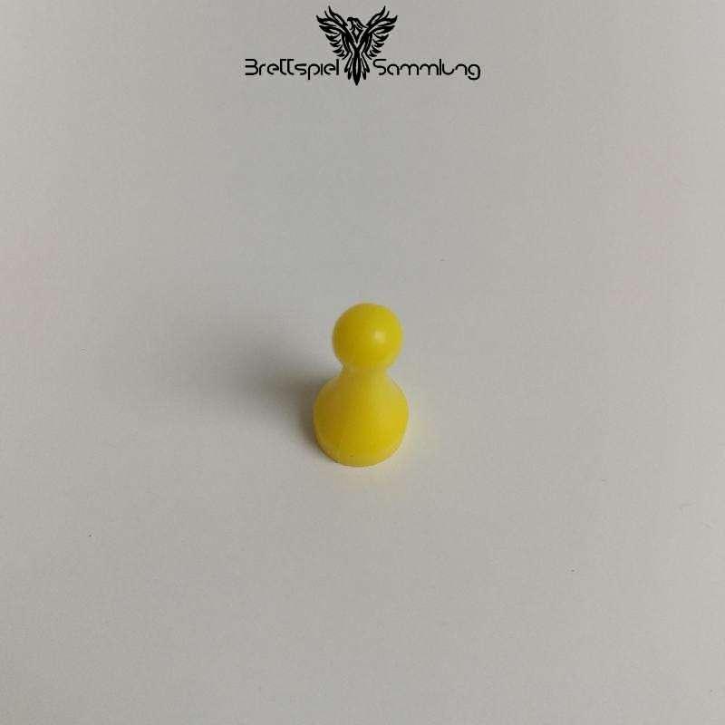 Cluedo Spass Überall Version Spielfigur Gelb