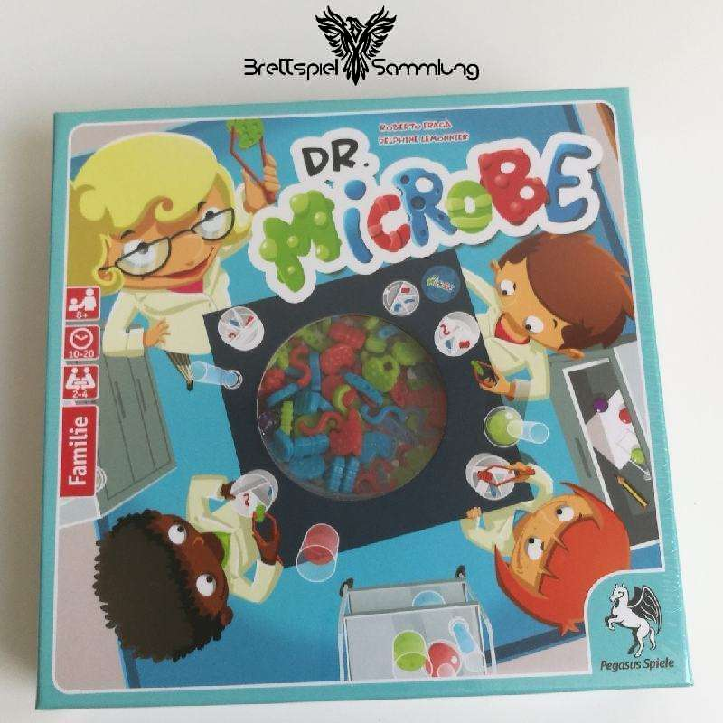 Dr. Microbe Neu