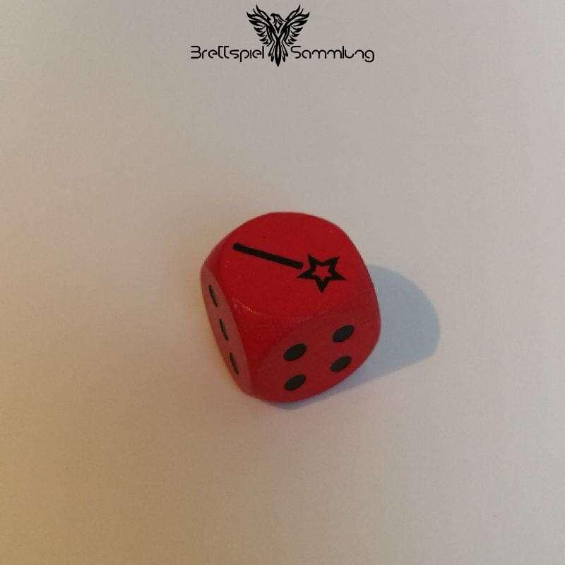 1 2 3 Tolle Hexerei Symbolwürfel