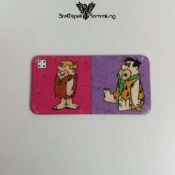 Familie Feuerstein Domino Dominokarte #27