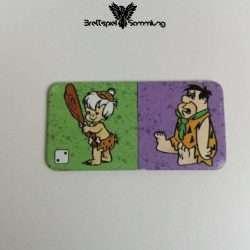 Familie Feuerstein Domino Dominokarte #15