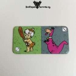 Familie Feuerstein Domino Dominokarte #13