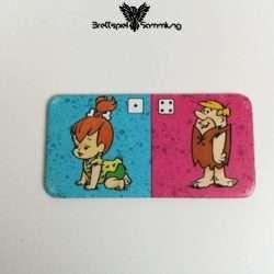 Familie Feuerstein Domino Dominokarte #12